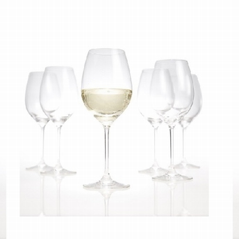 Cuvee wijnglas 36cl set/6 - Salt&Pepper