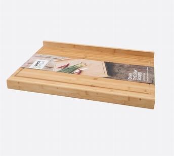 Bamboo planche pour l'evier-Point Virgule