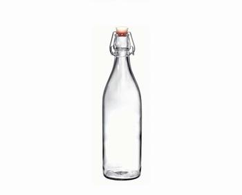 bouteille 1L transparant