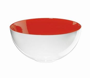 Colour-it slaschaal - rood