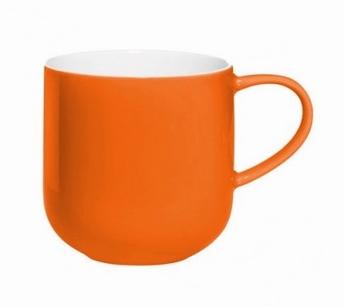 Coppa one tone beker - oranje