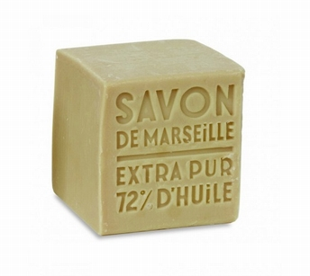 Marseille zeep cube 400g - olive