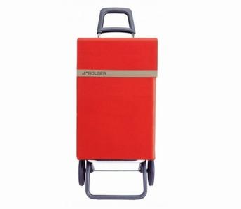 boodschappenwagen Jean Rolser- rood