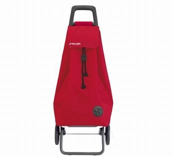 boodschappenwagen Imax Rolser - rood