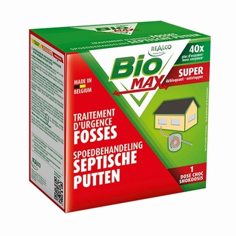 BioMax spoedbehandeling septiche put-Realco