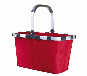 boodschappenmand Carrybag uni - rood