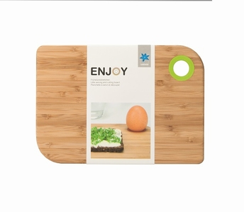 ontbijtplankje bamboe  Enjoy - Contento