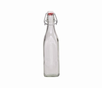 bouteille 0,25 L transparant