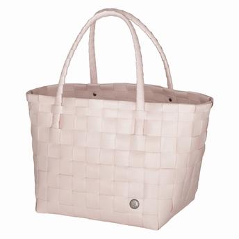 shopper Paris - Handed By - rose pastel