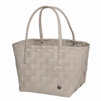 shopper Paris - Handed By - licht grey