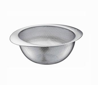 passoire pliable inox/silicone-Kuchenprofi<br />22 cm