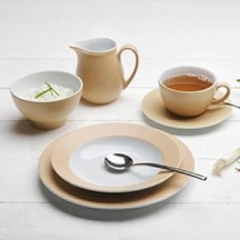 assiette à soupe 22cm - Pronto Kahla