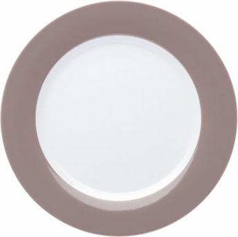 assiette à soupe 22 cm - Pronto kahla - taupe