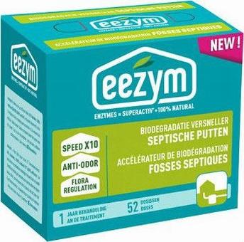 Eezym entretien fosses septiques - 12 mois