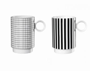 Memphis mug (set/2) - ASA