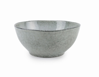 Artisan bowl - S&P - olijfgroen