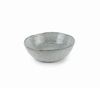Artisan bowl olijfgroen - S&P - large