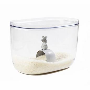 bewaardoos Lucky Mouse container
