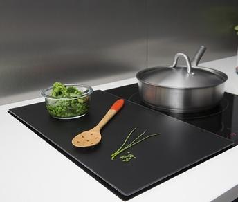 planche de protection pour plaque de cuisson - Pebbly