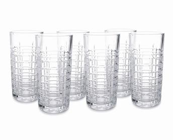 verres longdrink set/6   35,5 cl - Bon Bistro