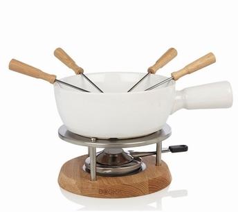 Fondue à fromage Bianco-Boska