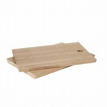 planchettes à pain chêne (2) - Blomus