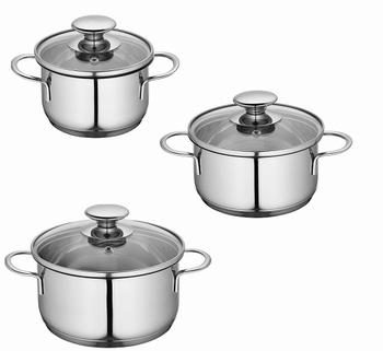 kookpot inox mini-Küchenprofi