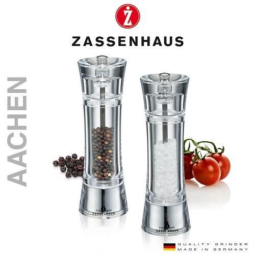 Aachen acryl 18cm moulin à poivre-Zassenhaus