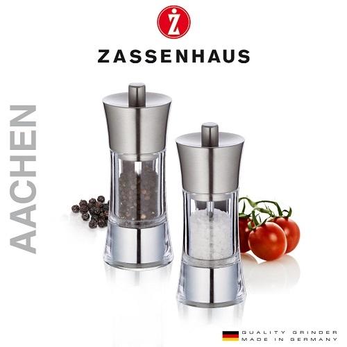 Aachen acryl/rvs 14 cm moulin à sel-Zassenhaus
