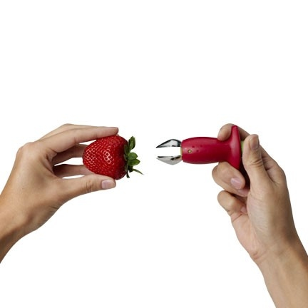 Equeuteur à tomate & fraises StemGem-Chef'n