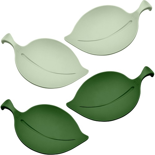 coupelles set/4  Leaf-on - Koziol
