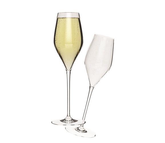 Aria verre à champagne (set/2)-Salt&Pepper