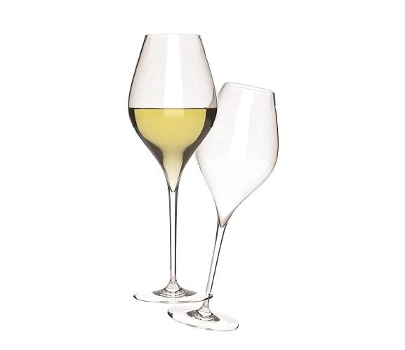Aria wijnglazen wit (set/2)-Salt&Pepper