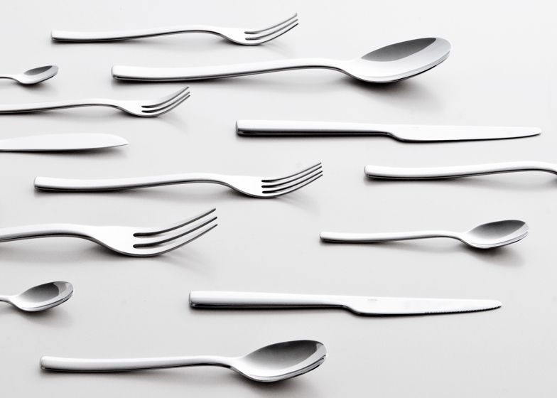 couverts Ovale 24-pcs 18/10 - Alessi