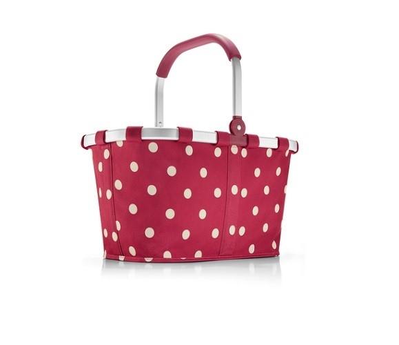 Carrybag dots boodschappentas-Reisenthel
