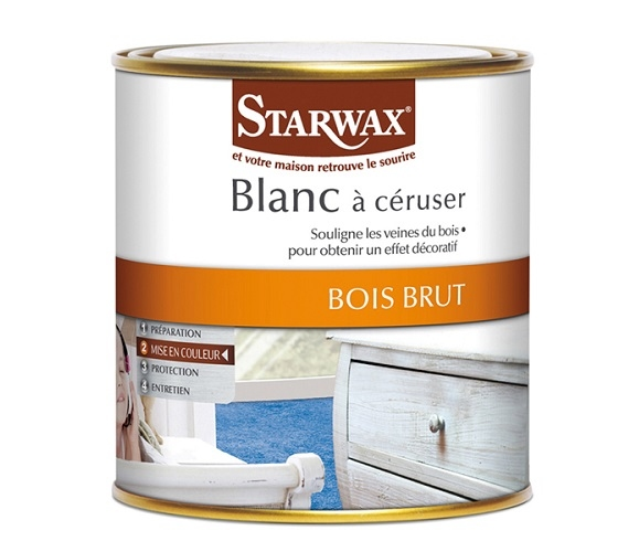 blanc à céruser-Starwax