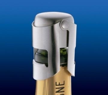 bouchon à champagne inox-Cilio