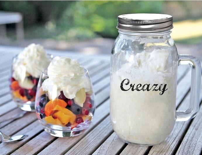 Creazy bocal à chantilly - Cookut