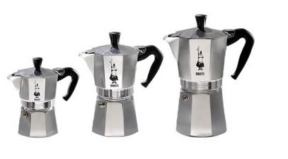 espressomaker Bialetti  - 9 tassen