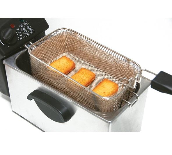 filtre pour l'huile de friteuse
