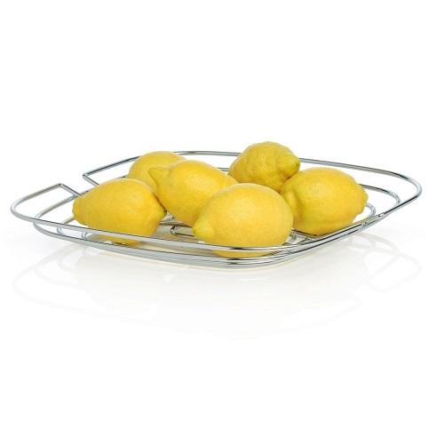 coupe à fruit chromé - Blomus