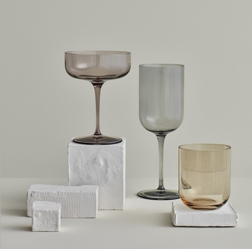 Fuum champagnecoupe set(4) - Blomus