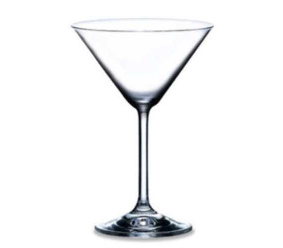 Gala martiniglazen set/4 - Rona