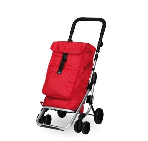 Go Up boodschappenwagen rood - Playmarket