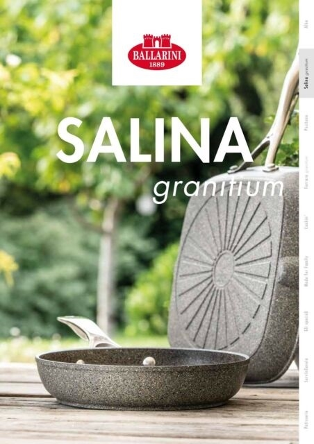Granitum pan 24 cm - Ballarini