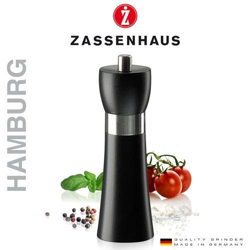 Hamburg gelakt hout 18cm pepermolen-Zassenhaus