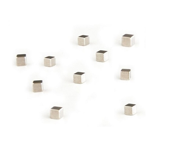 magneten inox kubiq (set/10) - Trendform