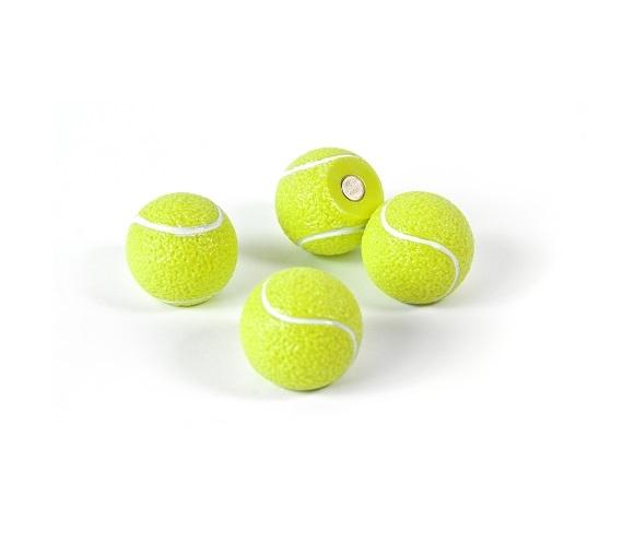 magneten tennisbal(set/4) - Trendform