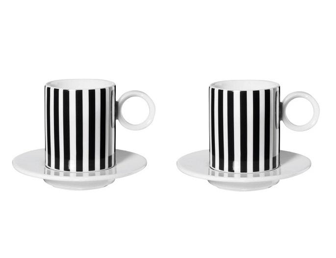 tasses espresso (set/2) - ASA