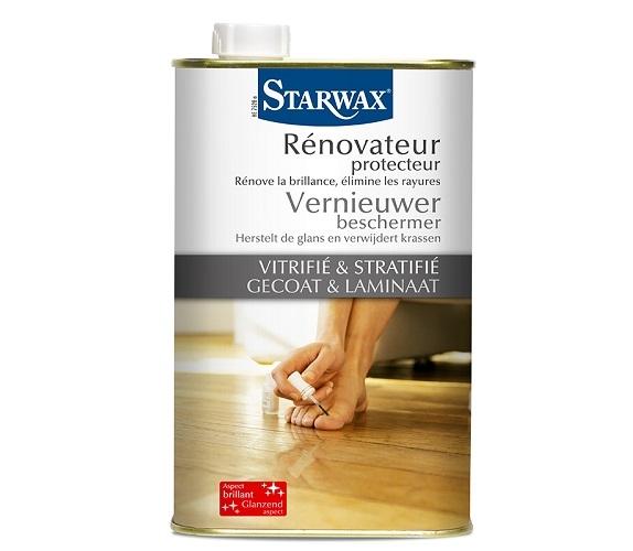 rénovateur brillant pour parquets et sols stratifiés-Starwax
